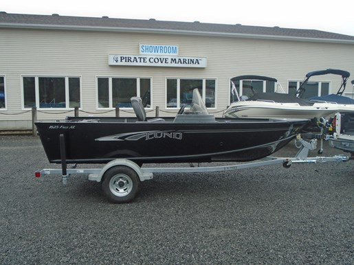 For Sale: 2018 Lund 1625 Fury Xl Ss Black 16ft<br/>Pirate Cove Marina