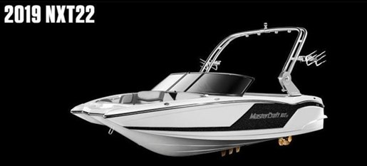 2019 MasterCraft NXT22 Photo 1 of 3