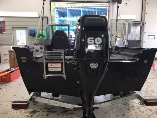 2019 Lund 1625 Fury XL Sport w/Mercury 60 & Shoreland'r  Photo 4 of 11