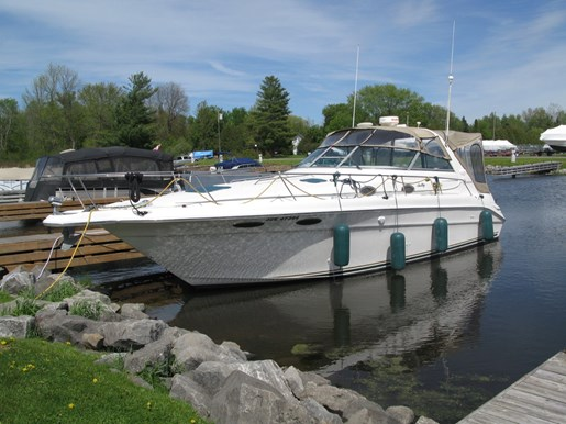 For Sale: 1998 Sea Ray 330 Sundancer 33ft<br/>Pirate Cove Marina
