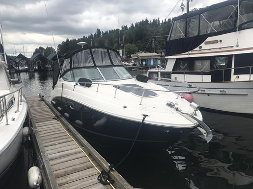 2013 Sea Ray 280 Sundancer Photo 1 of 24