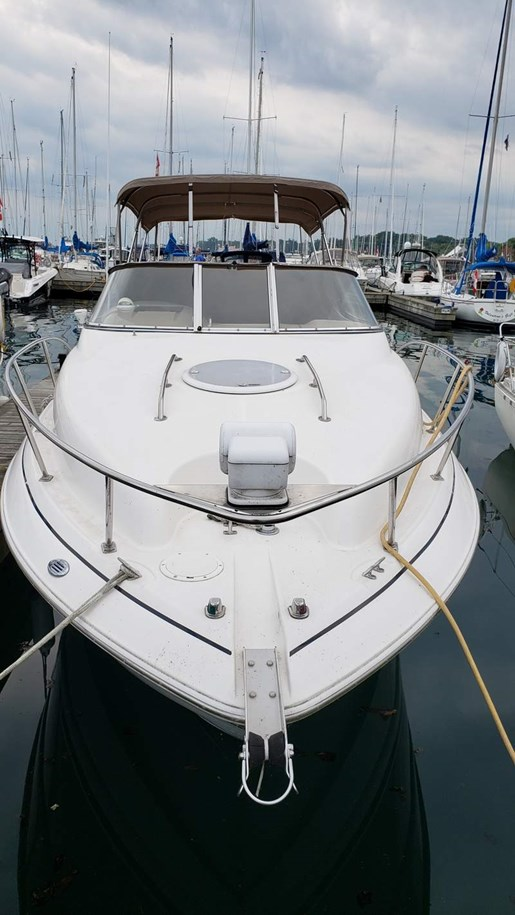2006 Larson boat for sale, model of the boat is 240 Cabrio MC & Image # 2 of 11