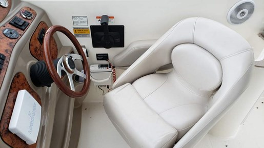 2006 Larson boat for sale, model of the boat is 240 Cabrio MC & Image # 5 of 11