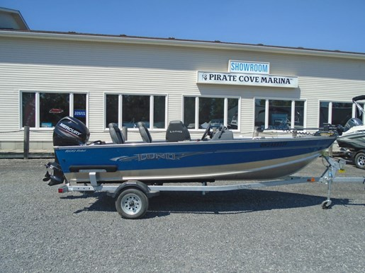 For Sale: 2017 Lund 1600 Rebel Ss 16ft<br/>Pirate Cove Marina
