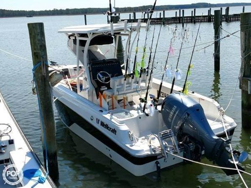 2017 Scarab 222 Fisherman Offshore Photo 2 of 20