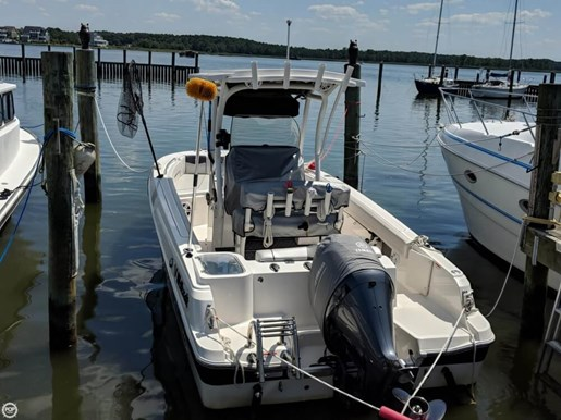 2017 Scarab 222 Fisherman Offshore Photo 15 of 20
