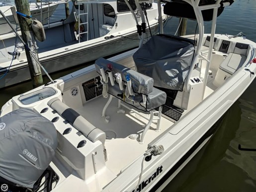 2017 Scarab 222 Fisherman Offshore Photo 18 of 20