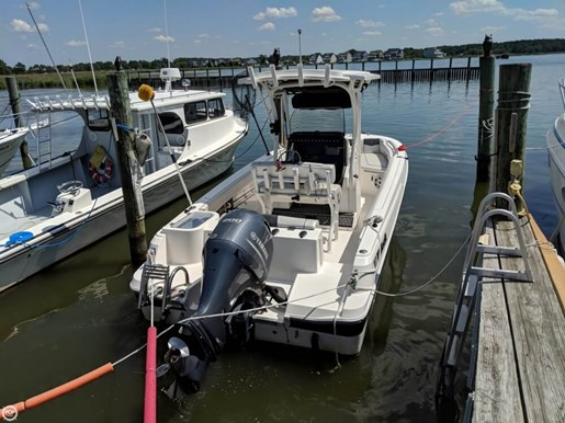 2017 Scarab 222 Fisherman Offshore Photo 19 of 20
