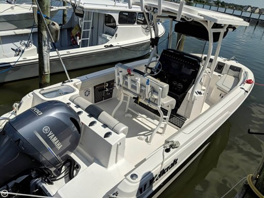 2017 Scarab 222 Fisherman Offshore Photo 20 of 20