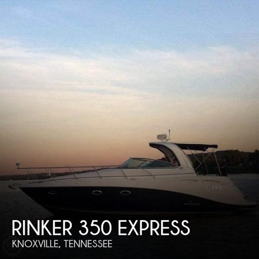 2007 Rinker 350 EXPRESS Photo 1 of 20