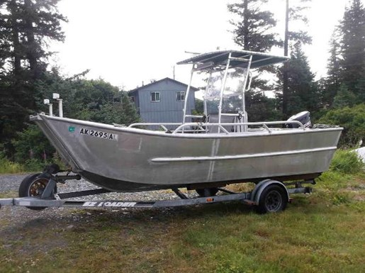 2010 Commercial Landing Craft Sport Fisher Photo 1 of 15