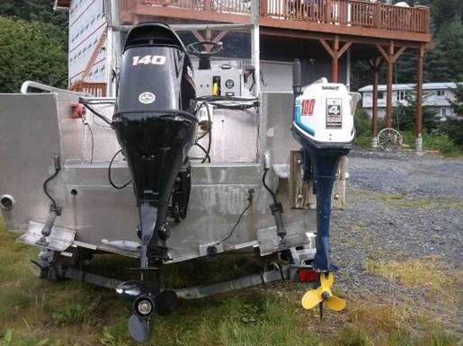 2010 Commercial Landing Craft Sport Fisher Photo 7 of 15