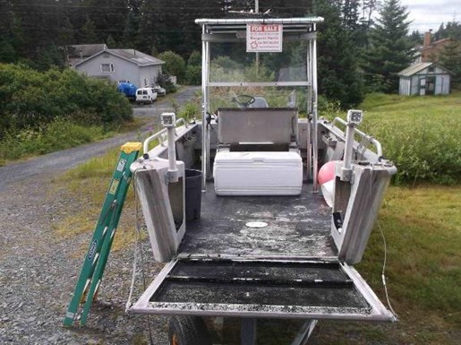 2010 Commercial Landing Craft Sport Fisher Photo 10 of 15