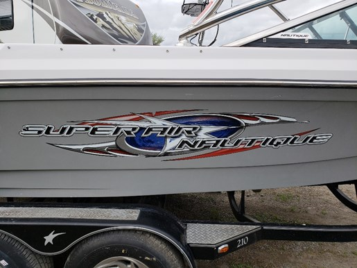 2008 Nautique boat for sale, model of the boat is Super Air 210 & Image # 7 of 7