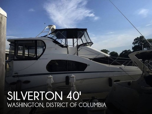 2004 Silverton 35 Motor Yacht Photo 1 of 20