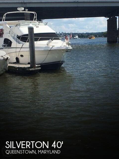 2004 Silverton 35 Motor Yacht Photo 1 of 20