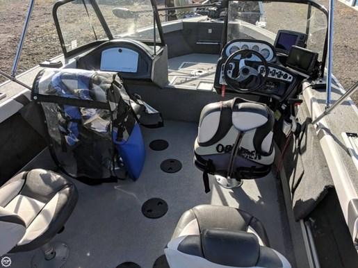 2015 Starcraft Fishmaster 210 Photo 7 of 20