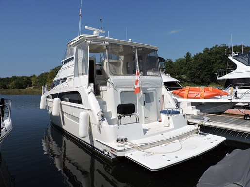 2007 Carver 43 Motor Yacht Photo 5 of 73