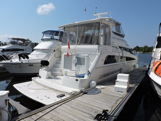 2007 Carver 43 Motor Yacht Photo 7 of 73