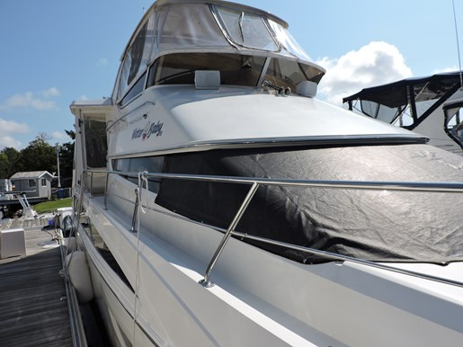 2007 Carver 43 Motor Yacht Photo 9 of 73