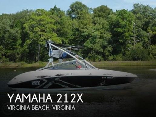 2008 Yamaha 212X Photo 1 of 20