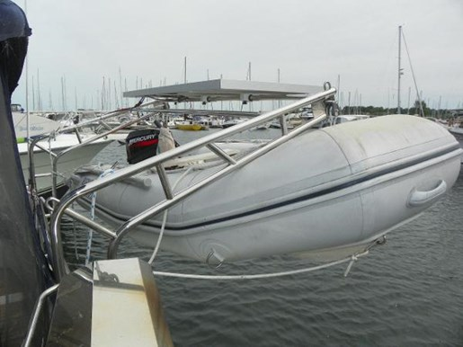 2002 Beneteau 393 Photo 28 of 29