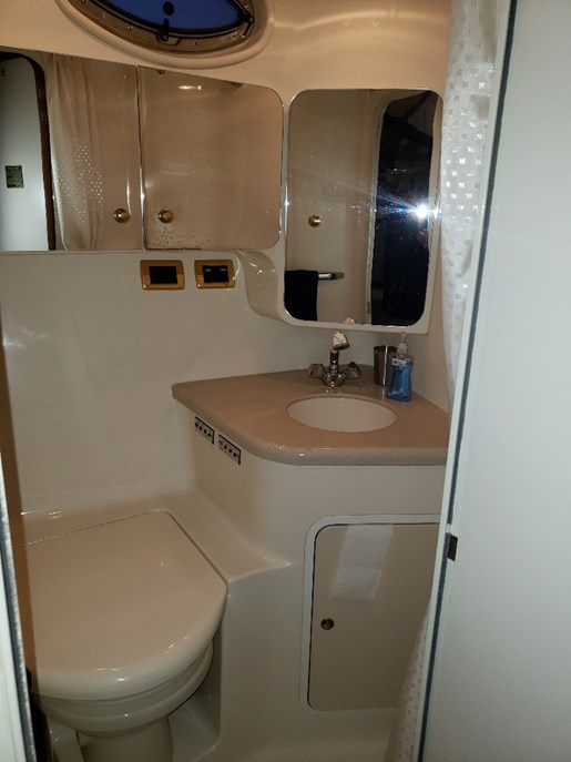 2001 Sea Ray boat for sale, model of the boat is 380 Aft F/B & Image # 14 of 18