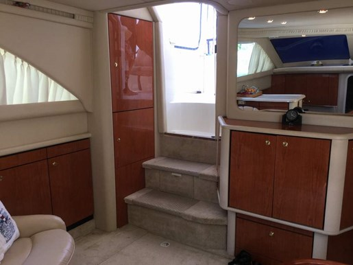 2001 Sea Ray boat for sale, model of the boat is 380 Aft F/B & Image # 8 of 18