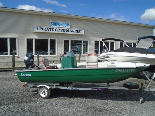 For Sale: 1997 Larivee Center Console For Sale - Us549 15ft<br/>Pirate Cove Marina
