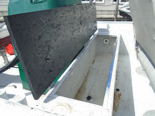 1997 Larivee Center Console For Sale - US549 Photo 10 of 12
