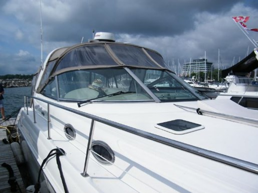 1999 Sea Ray boat for sale, model of the boat is 380 Sundancer & Image # 3 of 18