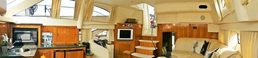 2007 Carver 41 Cockpit Motor Yacht Photo 5 of 15
