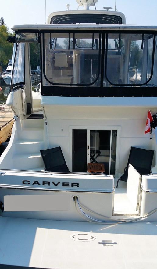 2007 Carver 41 Cockpit Motor Yacht Photo 7 of 15
