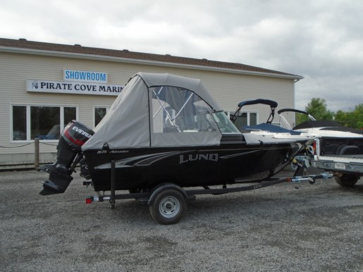For Sale: 2019 Lund 1675 Adventure Sport For Sale - Lf745 16ft<br/>Pirate Cove Marina