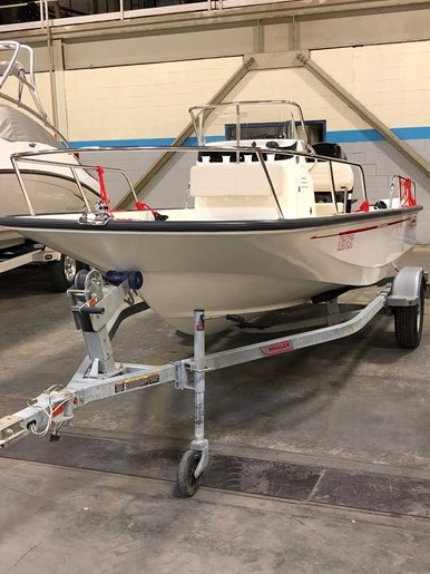 Boston Whaler 150 Montauk 2018 Used Boat for Sale in Collingwood, Ontario -  BoatDealers ca