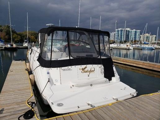 2006 Rinker boat for sale, model of the boat is 342 Fiesta Vee & Image # 2 of 14