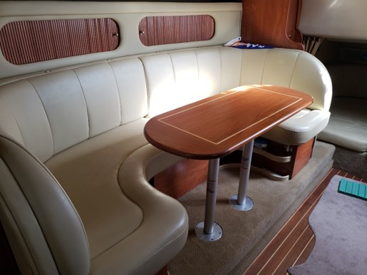 2006 Rinker boat for sale, model of the boat is 342 Fiesta Vee & Image # 9 of 14
