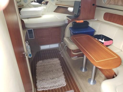 2006 Rinker boat for sale, model of the boat is 342 Fiesta Vee & Image # 8 of 14