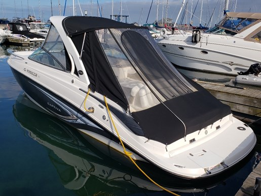 2009 Rinker 296 Captiva Photo 3 of 14