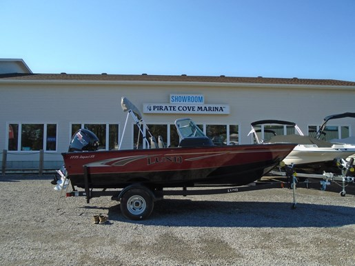 For Sale: 2019 Lund 1775 Impact Xs For Sale - Lf772 17ft<br/>Pirate Cove Marina