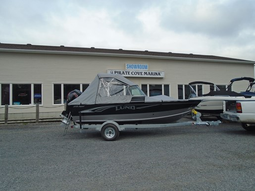 2019 Lund boat for sale, model of the boat is 1775 Impact Sport For Sale - LF771 & Image # 2 of 6