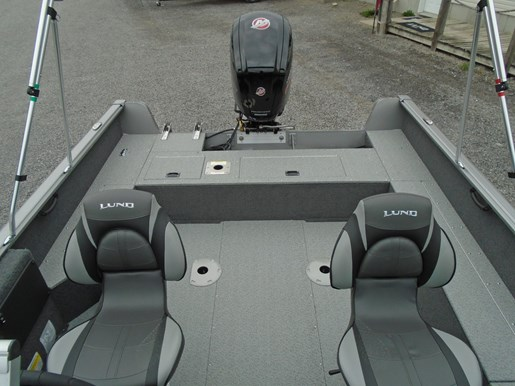 2019 Lund boat for sale, model of the boat is 1775 Impact Sport For Sale - LF771 & Image # 5 of 6