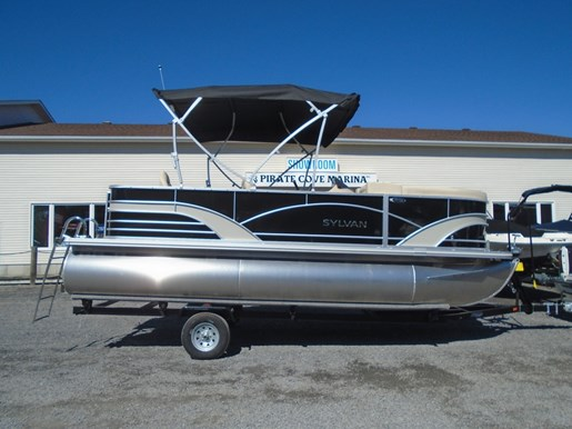 For Sale: 2019 Sylvan 8520 Mirage Cruise & Fish For Sale - Sylp091 20ft<br/>Pirate Cove Marina