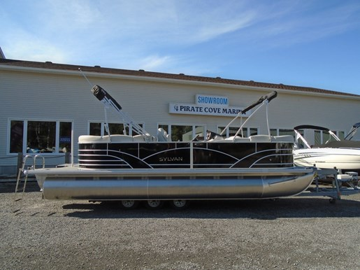 For Sale: 2019 Sylvan 8522 Mirage Lz For Sale - Sylp090 23ft<br/>Pirate Cove Marina