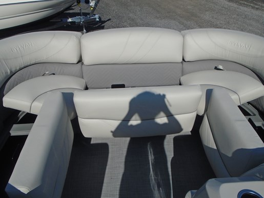 2019 Sylvan boat for sale, model of the boat is 8522 Mirage LZ For Sale - SYLP090 & Image # 5 of 6