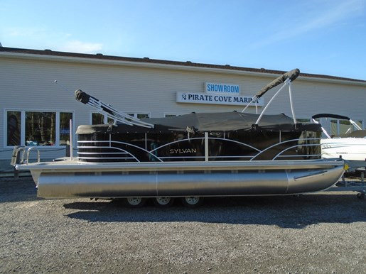 2019 Sylvan boat for sale, model of the boat is 8522 Mirage LZ For Sale - SYLP090 & Image # 6 of 6