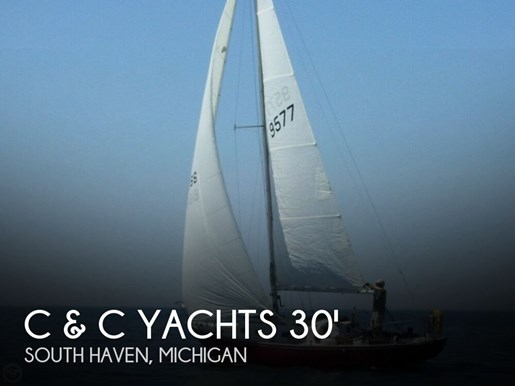 C&C 30 Redwing 1970 Used Boat for Sale in South Haven, Michigan -  BoatDealers ca