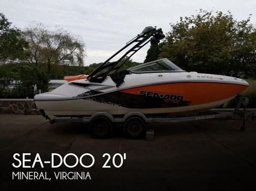 2011 Sea-Doo Challenger 210SP Photo 1 of 20