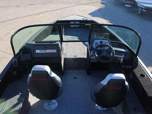 2019 Alumacraft Competitor 205 Sport Photo 12 of 20