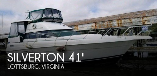 1995 Silverton 41 Aft Cabin Photo 1 of 20